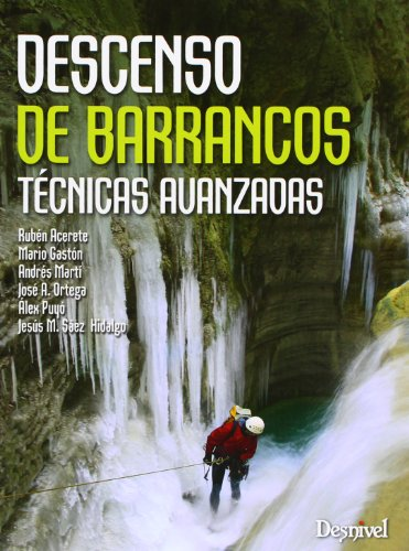 DESCENSO DE BARRANCOS: ORTEGA BECERRIL, JOSÉ