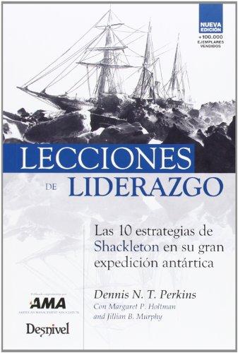 9788498292923: Lecciones De Liderazgo (Literatura (desnivel))