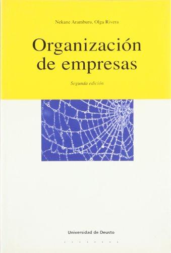 9788498300567: Organización de empresas