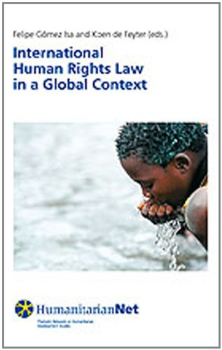 9788498301908: International Human Rights Law in a Global Context