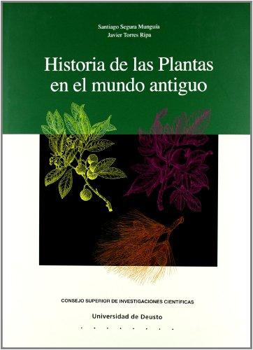 9788498302028: Historia De Las Plantas En El Mundo Antiguo (Letras)