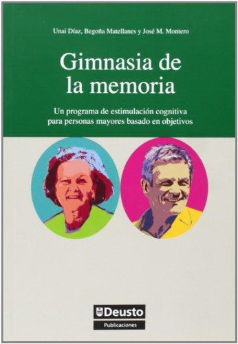 9788498302547: Gimnasia de la memoria