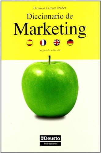 9788498302554: Diccionario de Marketing