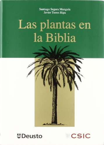 9788498303056: Plantas En La Biblia, Las (Letras)