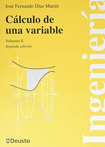 9788498303575: CALCULO DE UNA VARIABLE - 2 TOMOS