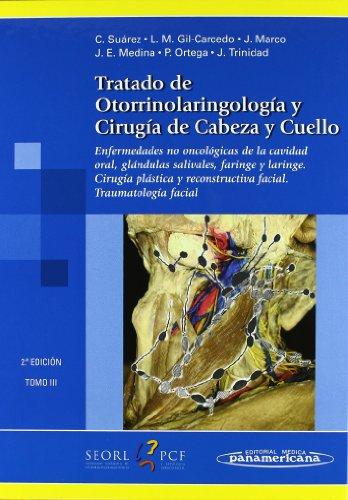 9788498350777: Tratado De Otorrino. Y Cirugia De Cabeza Y Cuello (Spanish Edition)