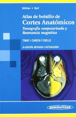Atlas De Bolsillo De Cortes Anatomicos: Tomografia: Torsten B. Moller