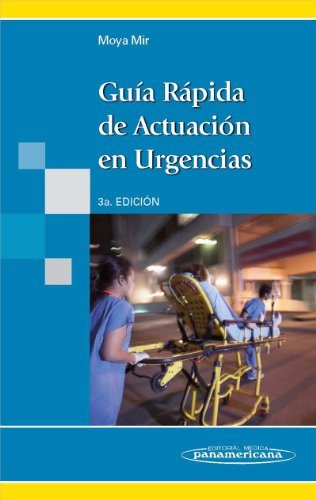 9788498351873: Guia rapida de actuacion en urgencias / Quick Guide Action in Emergency (Spanish Edition)