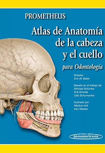 9788498352252: Atlas de Anatomía de la cabeza y el cuello para odontólogos