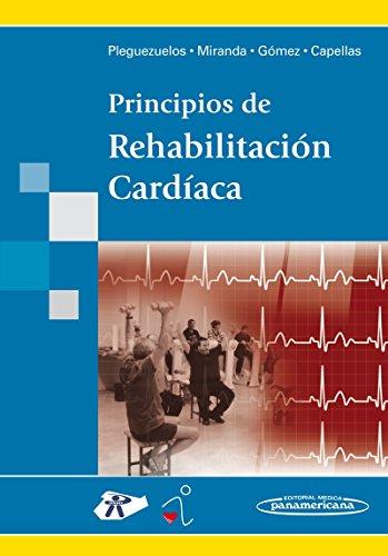 9788498352771: Principios de rehabilitacion cardiaca (Spanish Edition)