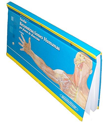 9788498353037: Reconstrucciones Humanas.Por Planos de Disección. Incluye CD-Rom