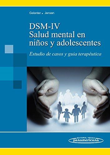 9788498353266: DSM-IV-TR. Salud mental en niños y adolescentes (Spanish Edition)
