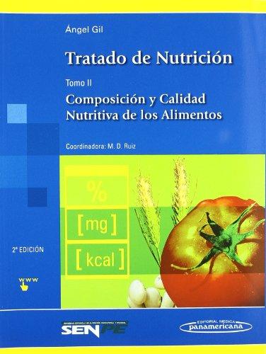 9788498353471: Tratado de nutricion / Nutrition Treatise: Composicion Y Calidad Nutritiva De Los Alimentos / Composition and Nutritional Quality of Foods (Spanish Edition)
