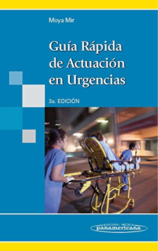9788498354010: Guía rápida de actuación en urgencias / Quick Action Guide in Emergency (Spanish Edition)