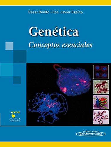 9788498354072: Gen tica. Conceptos Esenciales: Conceptos esenciales