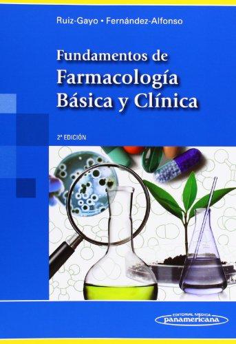 9788498355987: Fundamentos de Farmacología Básica y Clínica