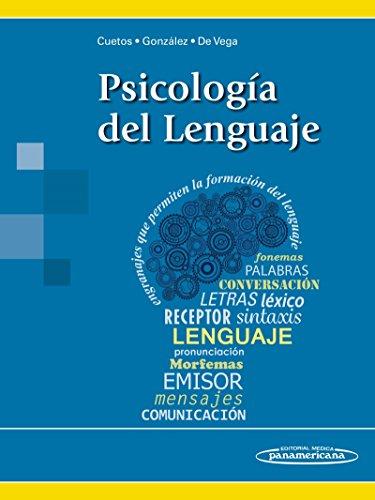 Psicología del Lenguaje (Spanish Edition): Vega, Fernando Cuetos;