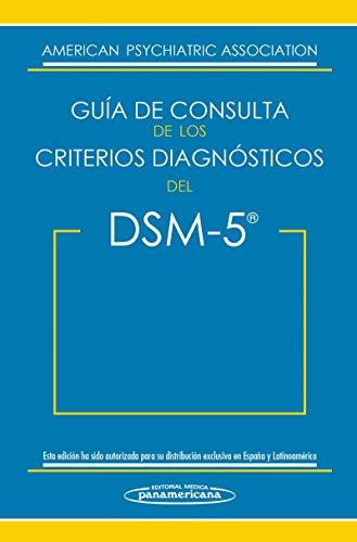 9788498358094: Guía De Consulta De Los Criterios Diagnósticos Del DSM-5. Dsm-5. Spanish Edition Of The Desk Reference To The Diagnostic Criteria From Dsm-5