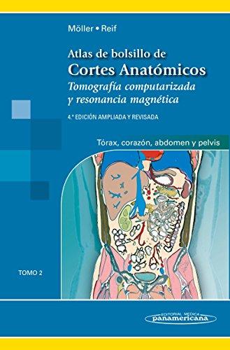 Atlas de bolsillo de cortes anatómicos Tomo: Möller, Torsten B.;