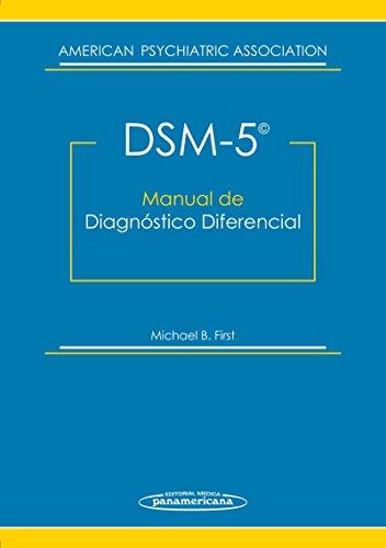 9788498359237: DSM-5. Manual de Diagnóstico Diferencial (Spanish Edition)