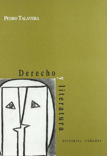 9788498360141: Derecho y literatura