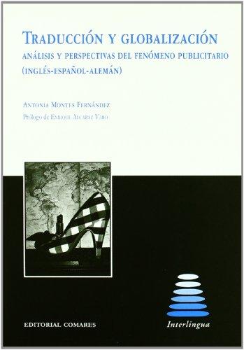 9788498362800: Traduccion y globalizacion - analisis y perspectivas