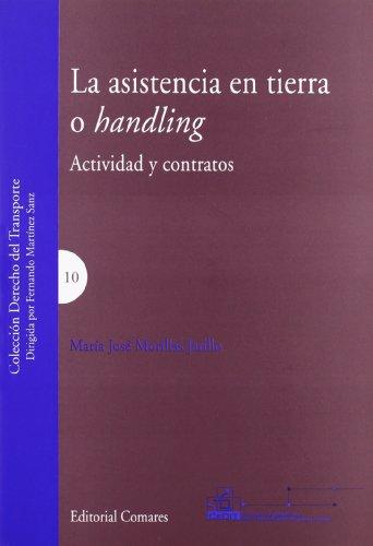 ASISTENCIA EN TIERRA O HANDLING: ACTIVIDAD Y: MARIA JOSE MORILLAS