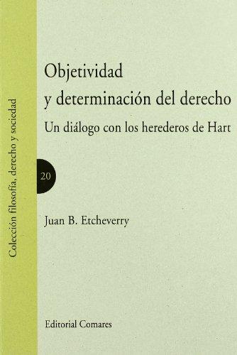 9788498365016: Objetividad y determinaciA³n del derecho
