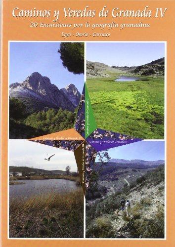 9788498365191: Caminos y veredas de Granada IV (Guias E Itinerarios)