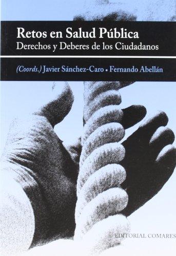 Salud pública: Sánchez Caro, Javier.