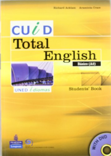 9788498370225: Total English Básico Students' Book UNED