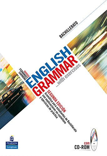 9788498370287: English Grammar With Exercises - Bachillerato - 9788498370287