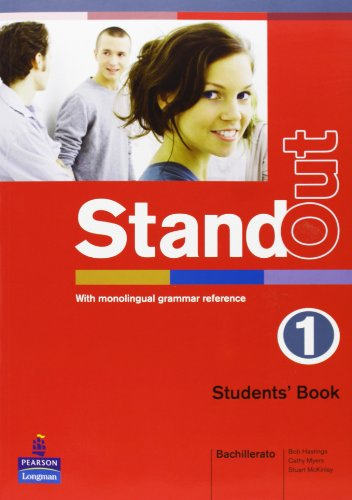9788498371598: Stand out!, 1 Bachillerato