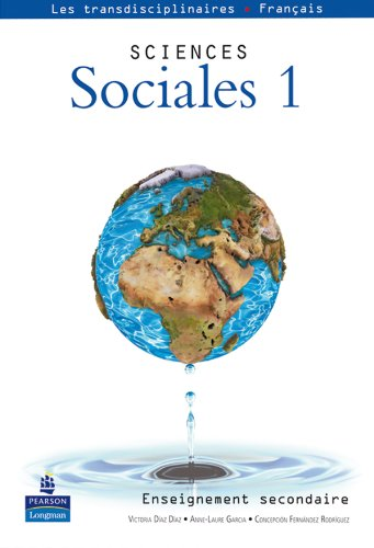9788498372182: Sciences sociales 1