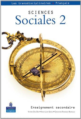 SCIENCES SOCIALES 2 ESO CUADERNO: AA.VV