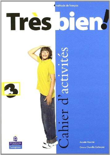 9788498372328: Très bien ! 3 cahier d'activités pack (castellano) (Tres Bien!)