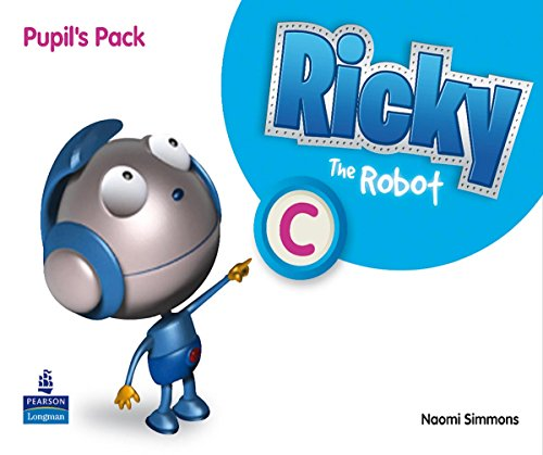 9788498372663: Ricky the Robot C Pupil's Pack