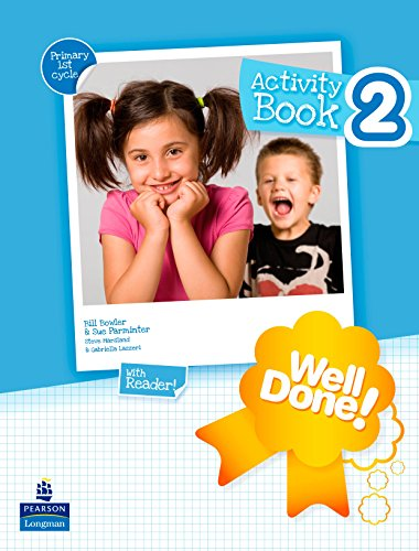 9788498372854: Well Done! 2 Activity Book - 9788498372854