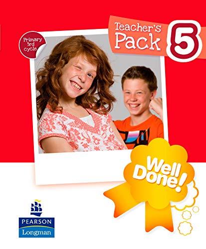 9788498373097: Well Done! 5 Teacher'S Pack