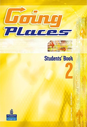 9788498373233: Going Places 2 Student'S Book - 9788498373233