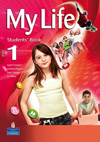 9788498373554: My Life 1 Student's Book Pack