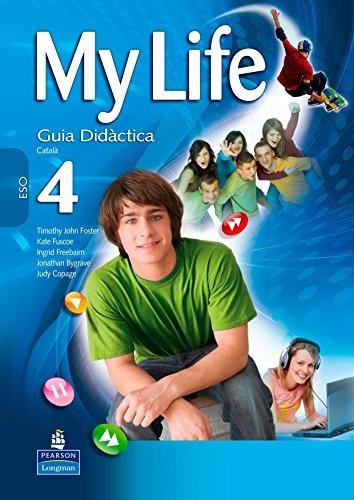 9788498374339: My Life 4 Teacher'S Pack