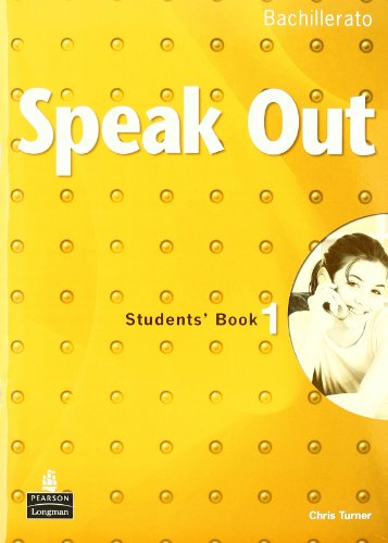 9788498374513: Speak Out 1 Student's Book - 9788498374513