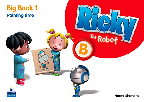 9788498375428: Ricky the Robot B Big Books Pack - 9788498375428