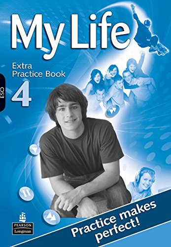 9788498375497: My Life 4 Extra Practice Book