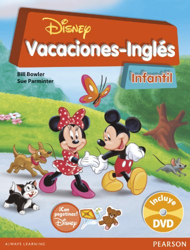 9788498375718: Vacaciones Disney Inglés Infantil 35 años (ELT Disney)