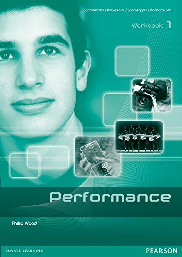 Performance 1. Workbook English (8498376106) by Philip Wood