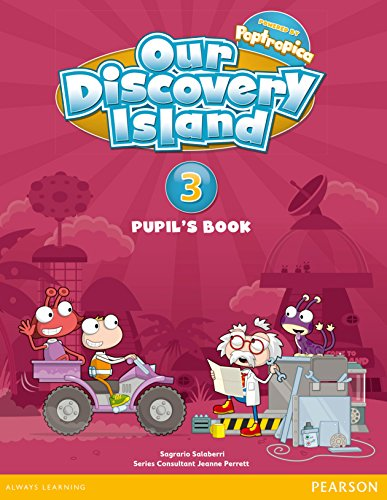 9788498377804: OUR DISCOVERY ISLAND 3 PUPIL'S BOOK