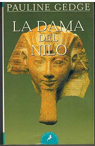 9788498380071: Dama del nilo, la (Letras De Bolsillo)