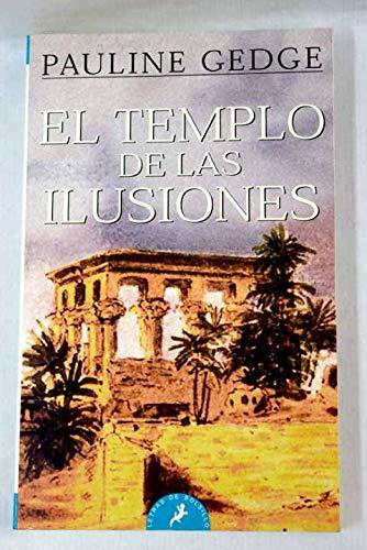 9788498380118: Templo de las ilusiones, el (Letras De Bolsillo)